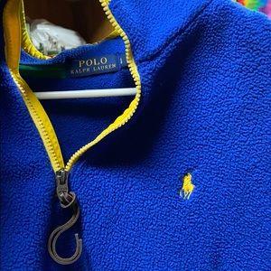 Brand new polo jacket ! SZ L